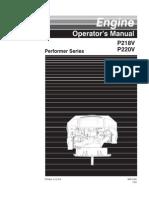 Operator's Manual 965-0180 addon