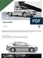 Catalogo Clasico 2012