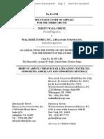 Retail Litigation Center Brief in Walmart Case