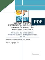 ESCUELA NORMAL EXPERIMENTAL DE EL FUERTE EXTENSIÓN MAZATLÁN maestra luzdy.docx