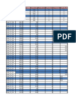 Audit Sheet