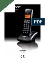 Manual Utilizare Telefon HL_B E700 ENG Lr