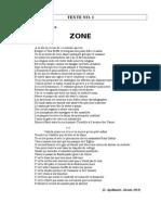 Texte Cu Intrebari LIT FR SecXX p 1 Roman Poezie