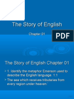 HEL-01 Study Questions for McCrum's Story of English- David F. Maas