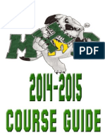 2014-2015 course guide
