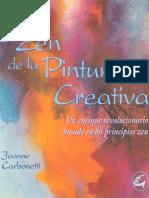 Carbonetti Jeanne - El Zen de La Pintura Creativa