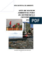 Guia Manejo Ambiental Sector Construccion