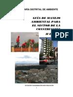 Guia Manejo Ambiental Sector Construccion