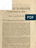 (1864) The Great Surrender to the Rebels in Arms