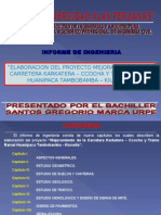 Diapositiva Informe de Ingenieria