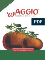 Cardápio Baggio