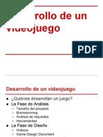 Desarrollo de Un Videojuego