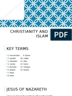 Christianity and Islam PP