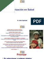 Unidad 5 Priorización en Salud