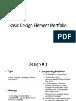 design selection
