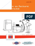 Guide Ademe Reduire Facture Electricite