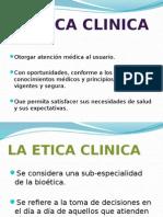 6 Clase de Etica Clinica - Jonsen