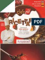 Revista RICETARIO Postres con Ciocolate.pdf