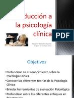 Introducción Sicologia Clinica