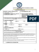 Programación Análitica Computación aplicada I 2015-1(jueves)