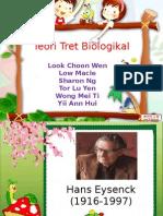 Teori Tret Biologikal