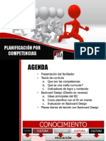 Plan if Icac i on Por Competencias