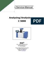 Ika c5000 Service Manual Eng