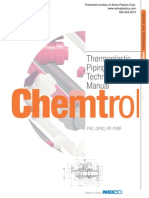 Chemtrol Thermoplastic Piping Technical Manual