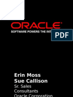 Oracle Capital Projects