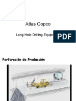 Atlas Copco Long Hole