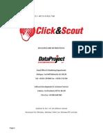 ClickScout HandBook