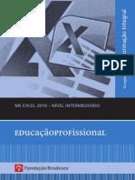 Apostila Excel Intermediario