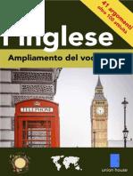 Ampliamento Del Vocabolario Per l'Inglese (Italian Edition) - Margison, Rebecca