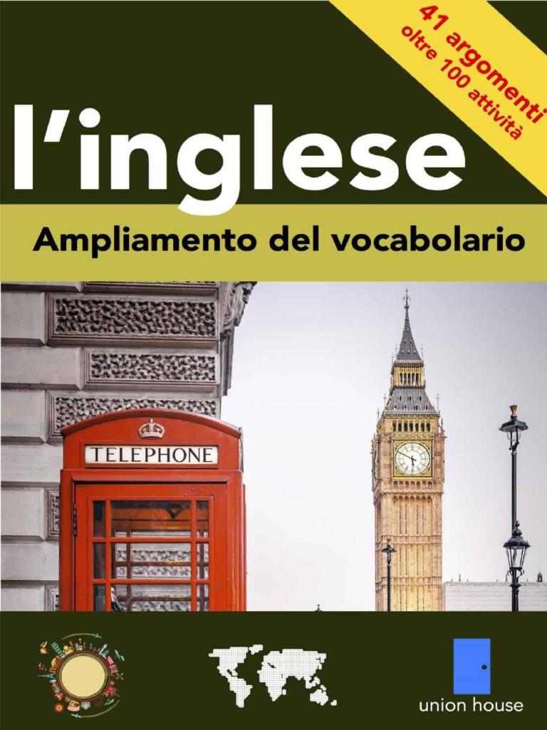 Ampliamento Del Vocabolario Per lInglese (Italian Edition ...