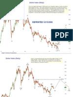 Dollar Index Update 17 Jan 2010