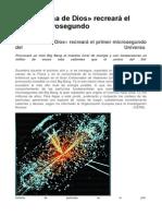 La MAQUINA DE DIOS recreara el primer microsegundo.pdf