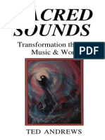 SACRED SOUNDS Transformation through Music & Word