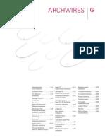 Henry Schein Orthodontics Catalog - Archwires