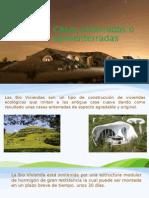 Casas Enterradas o Semienterradas