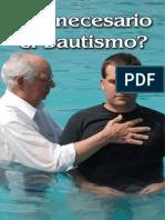 ¿Es necesario el bautismo.pdf