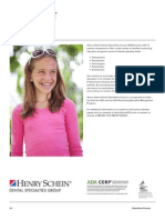 Henry Schein Orthodontics Catalog - Educational Courses