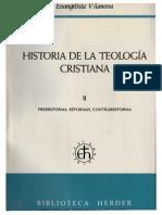 Vilanova Evangelista 02 Historia de La Teologia Cristiana