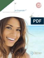 Nitanium® Palatal Expander2™ Appliance