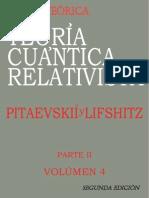 Vol_4_Teoria Cuantica Relativista II
