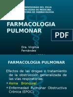 Clase Farmacologia Pulmonar