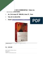 Libro Marcial Rubio Correa