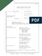 (English) Transcript of Trial - United States of America v Russell Defreitas, Abdul Kadir - 7-8-2010
