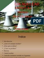 Energia Nuclear Chaqui Nicolas