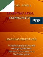 Coordinate Form 2