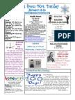 newsletter january 19-23